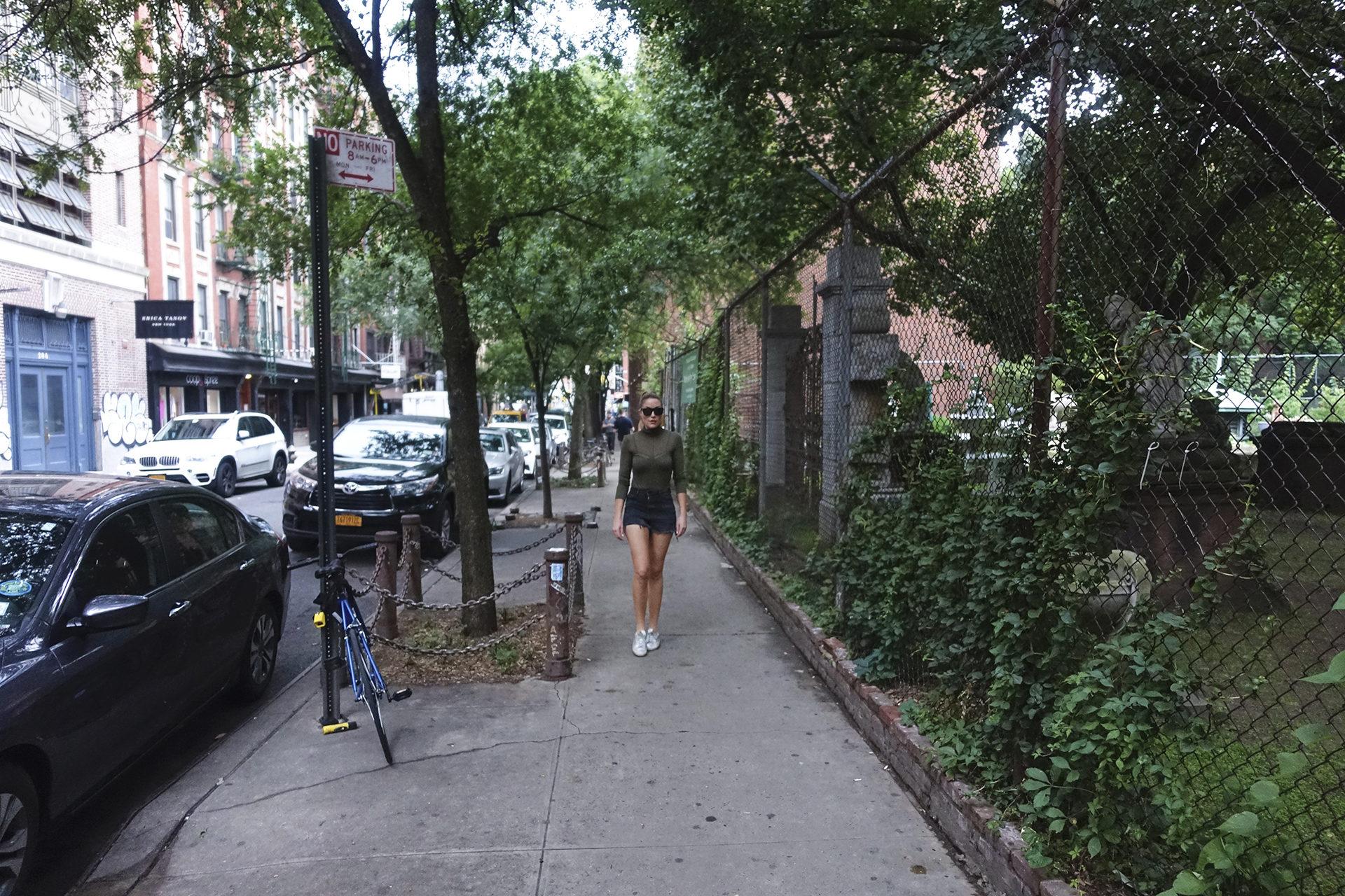 Nolita New York City