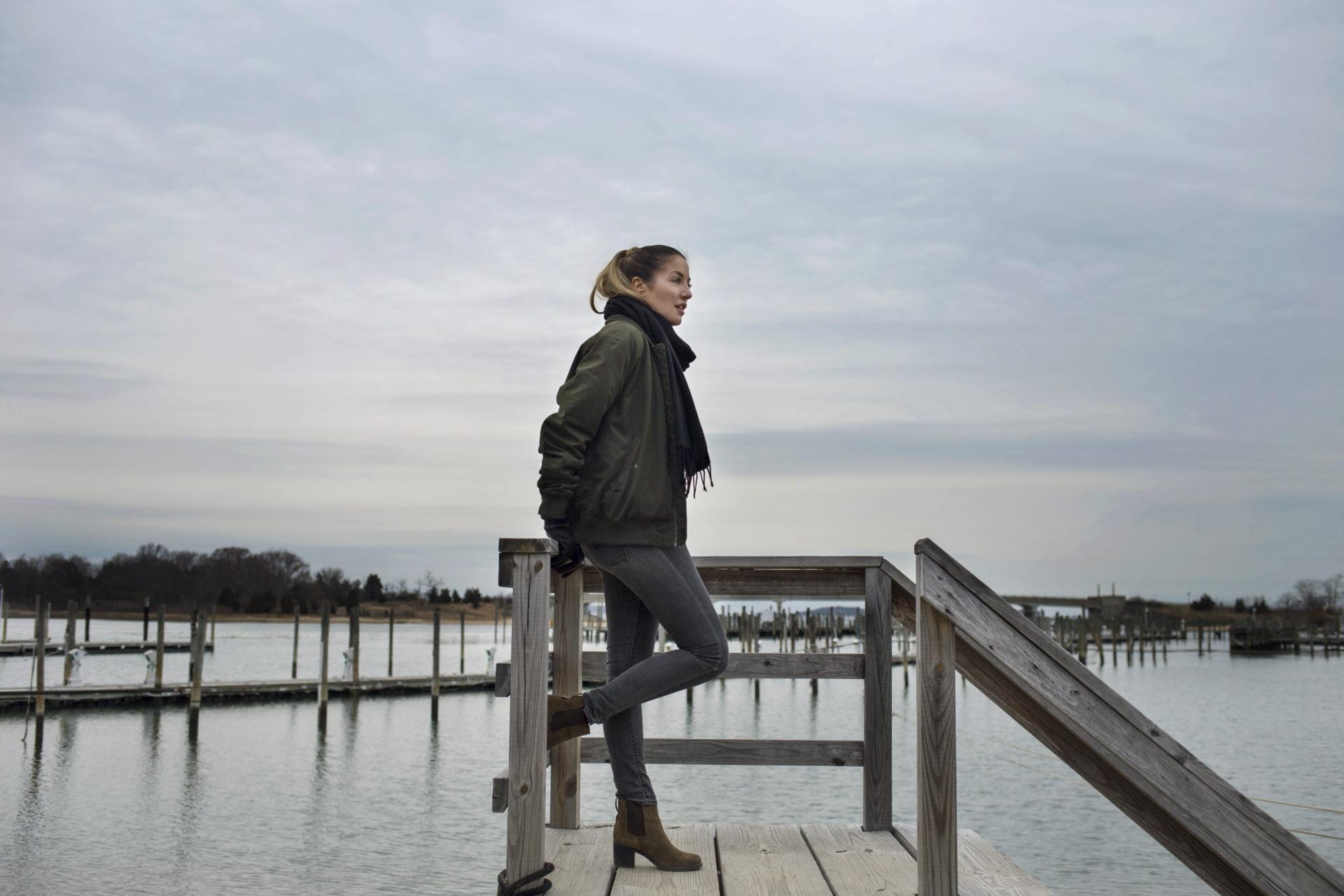Winter in the Hamptons at Sag Harbor