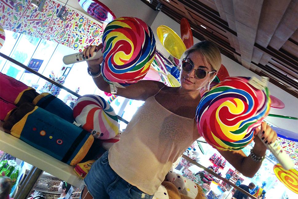 Dylan's Candy Bar - Miami Beach, FL