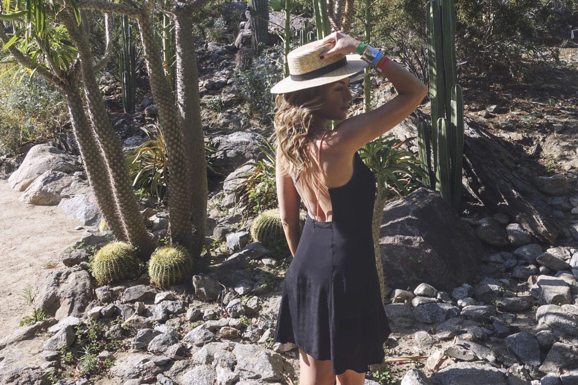 Rachel Zoe's Zoeasis in Palm Springs at Coachella