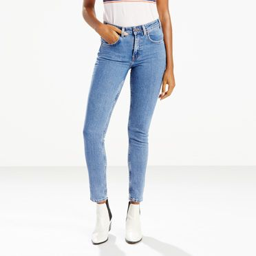 Levis 721 High Waisted Jeans