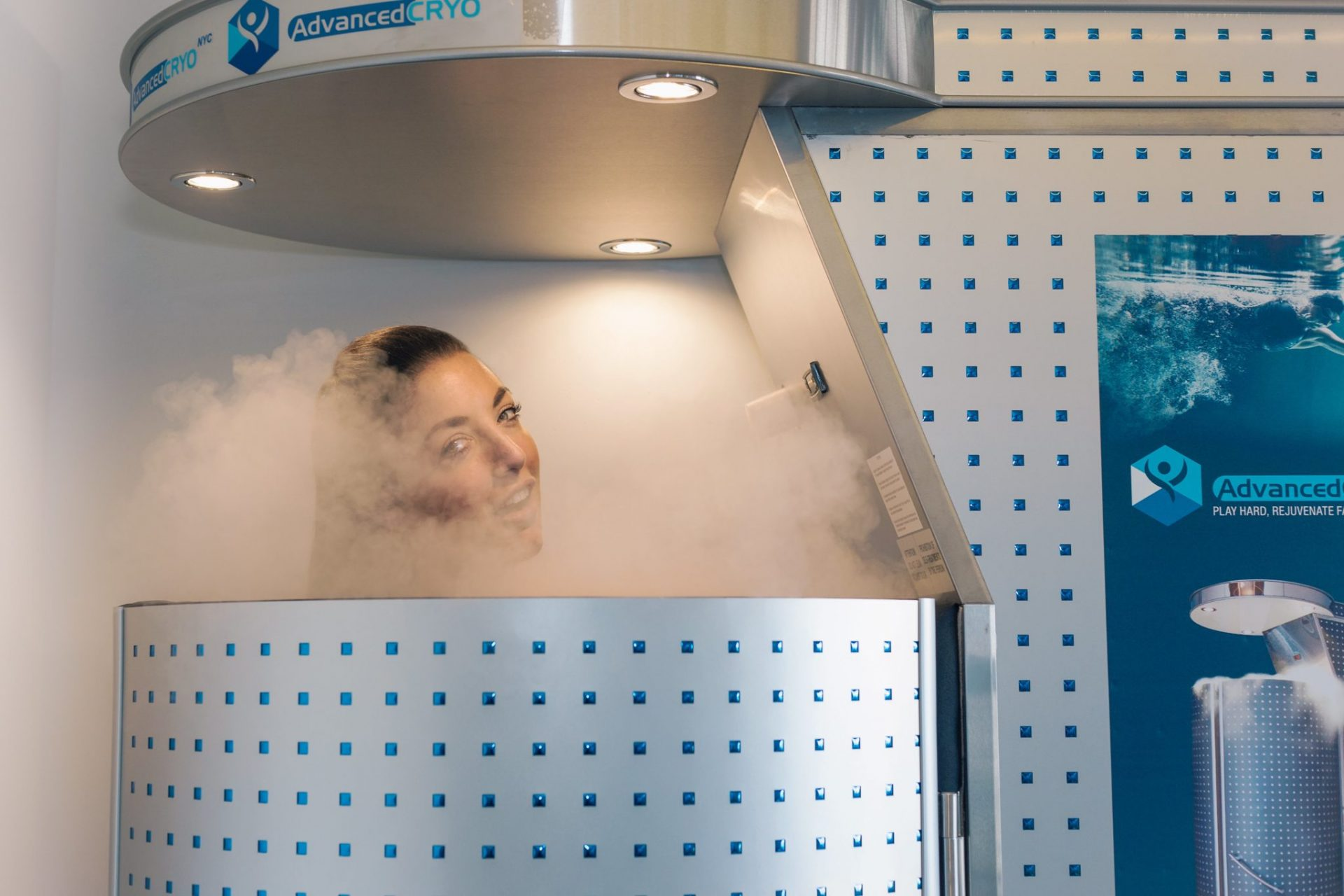 Cryotherapy health and fitness benefits