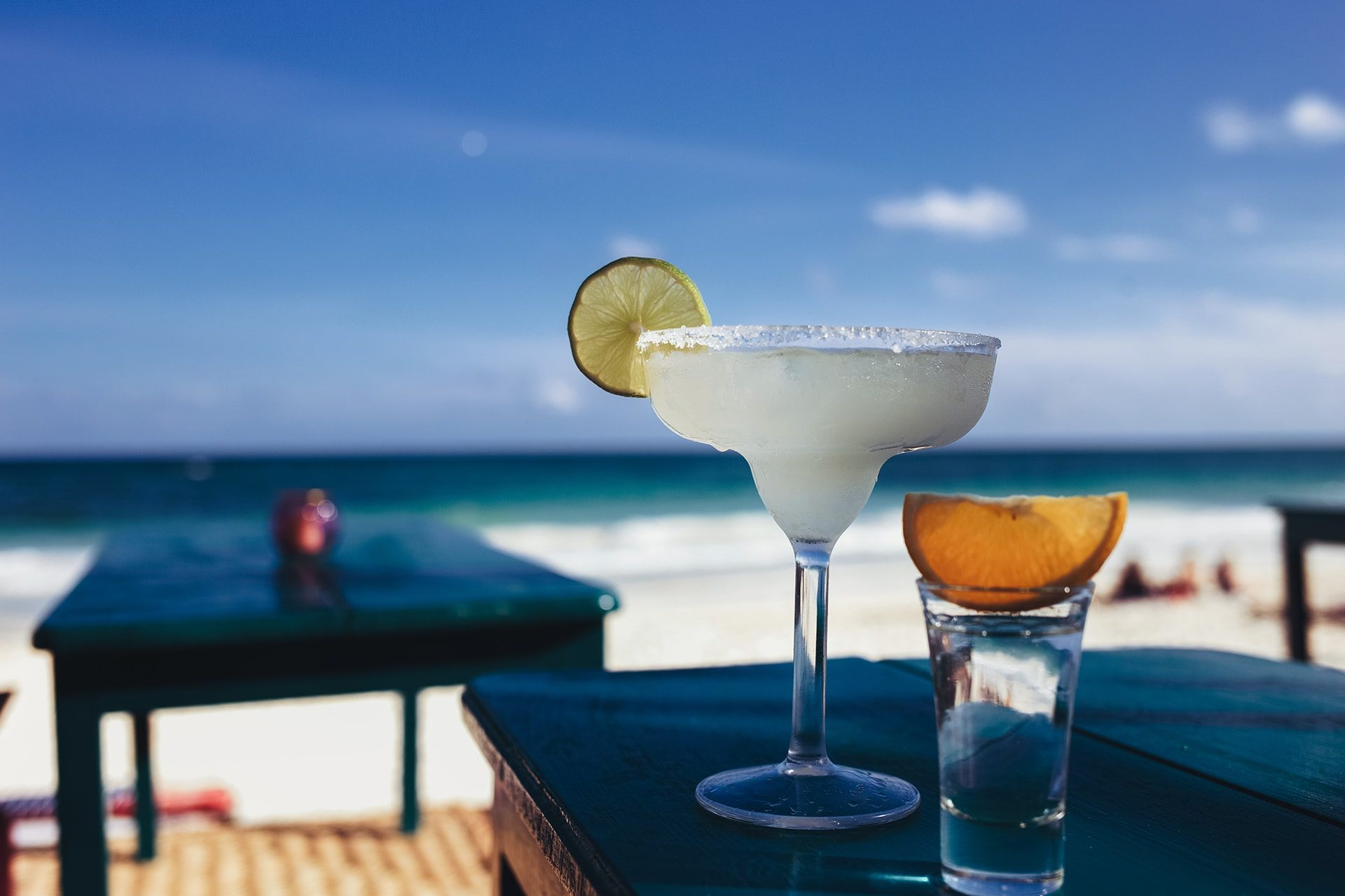 Best beach bars Tulum