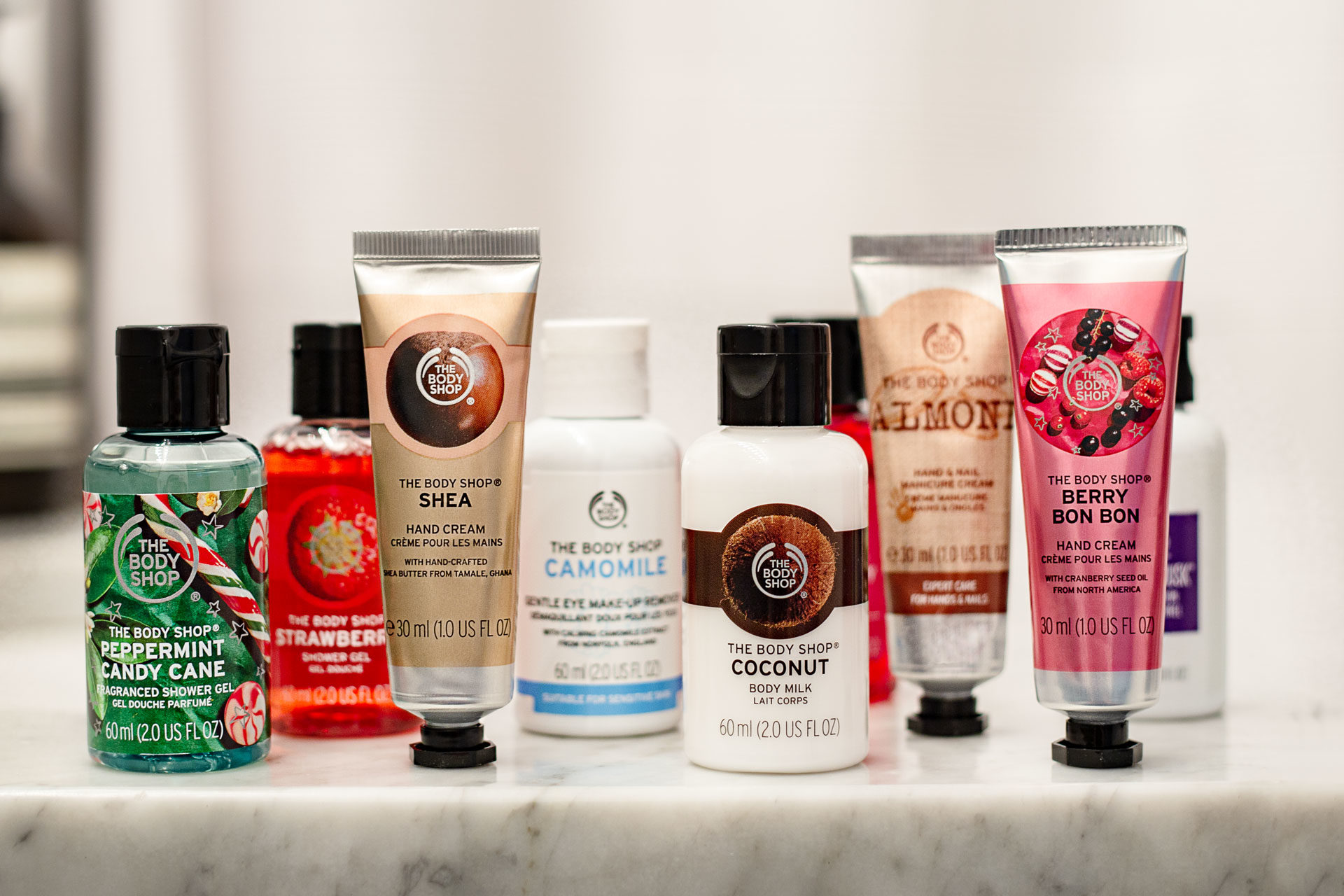 The Body Shop Gift Guide